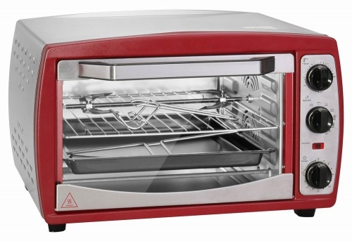 Ovens red reviews microwave